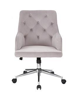 warwick-fabricnbspoffice-chair-grey