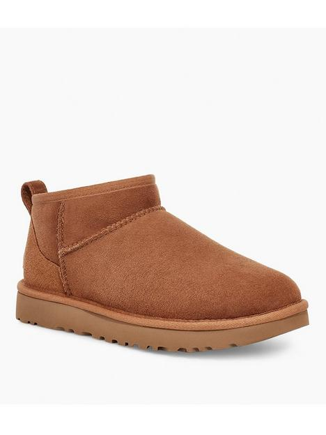 ugg-w-classic-ultra-mini-ankle-boot-chestnut