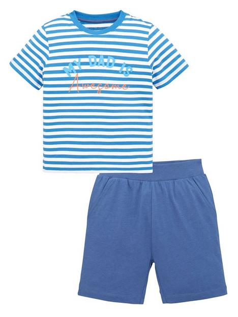 mini-v-by-very-boys-fathers-day-my-dad-is-awesome-family-pj-blue