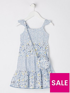 mini-v-by-very-mix-and-match-girlsnbsptiered-dress-with-bag-blue