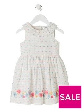 mini-v-by-very-peter-pan-collar-embroiderednbsphemnbspdress-white
