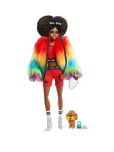 barbie-barbie-extra-doll-rainbow-coat