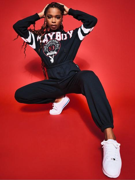 missguided-missguided-playboy-varsity-graphic-lounge-all-in-one-navy