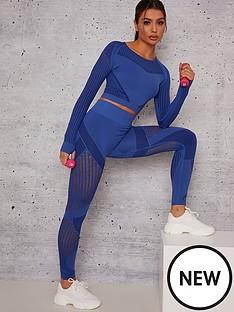 chi-chi-london-tyler-gym-leggings-navy