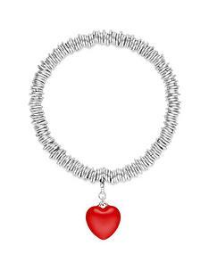 buckley-london-mesh-heart-charm-bracelet