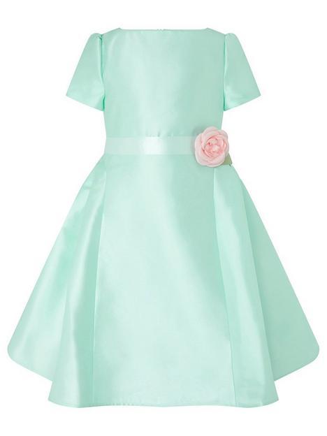 monsoon-girls-cynthia-cap-sleeve-dress-mint
