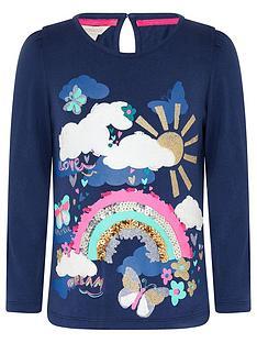 monsoon-girls-rainbow-sequin-t-shirt-navy