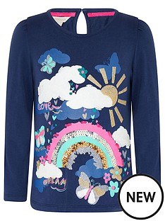 monsoon-girls-rainbow-sequin-t-shirt-navy