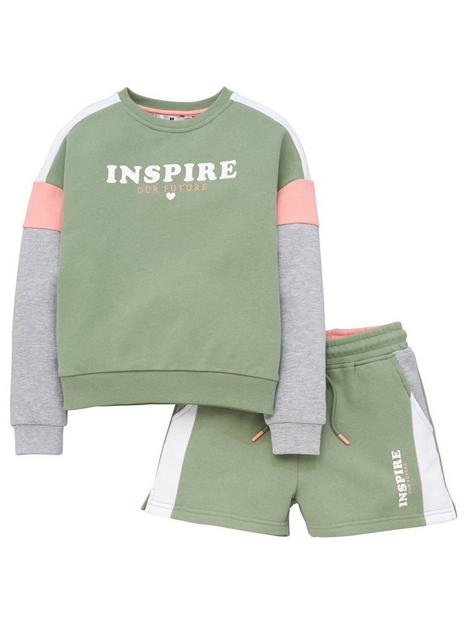 v-by-very-girls-inspire-me-sweat-and-jog-set-khakigreynbsp