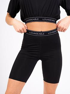 loungeable-logo-waistband-short