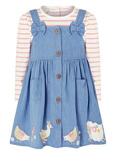 monsoon-baby-girls-duck-denim-pinny-and-top-blue