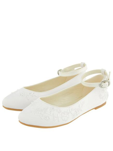 monsoon-girls-satin-embroidered-communion-ballerina-white
