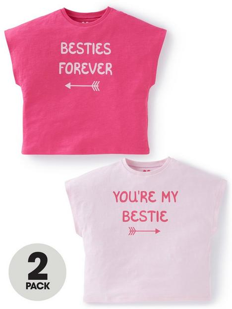 v-by-very-2-pack-tees-best-friends-short-sleeve-t-shirts-pink