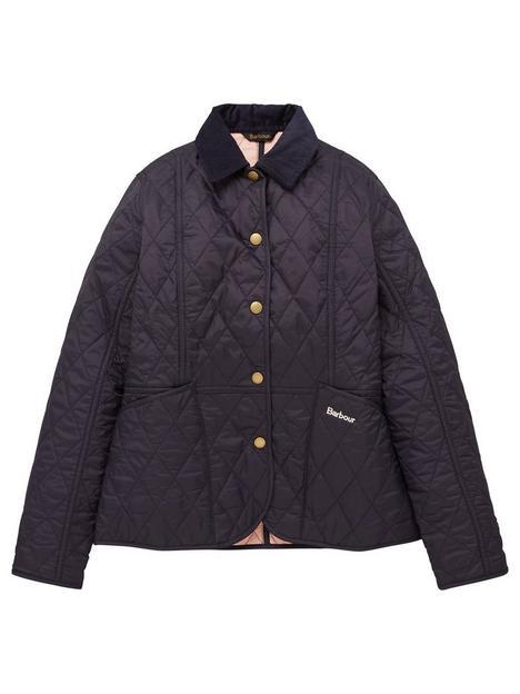 barbour-girls-liddesdale-quilt-jacket-navy