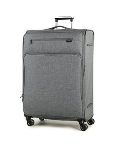 rock-luggage-madison-large-8-wheel-suitcase-grey