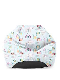 rucomfy-rainbow-sky-classic-bean-bag