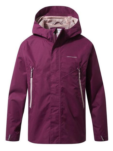 craghoppers-girls-keinen-jacket-purple