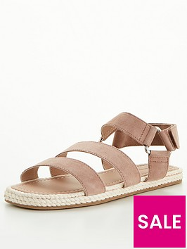 v-by-very-rope-trim-sandal-nude