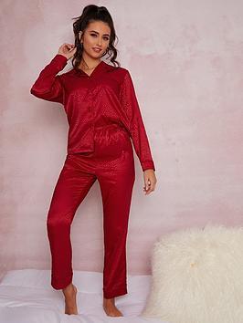 chi-chi-london-chi-chi-hettie-pyjama-set-red