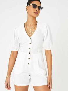accessorize-linen-playsuit-cream