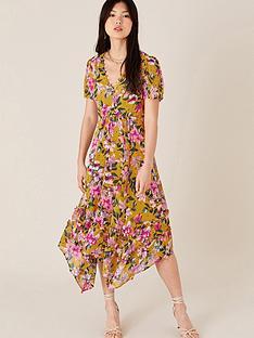 monsoon-rachel-floral-hanky-hem-dress-yellow