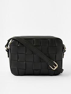 accessorize-hayley-weave-camera-bag-black