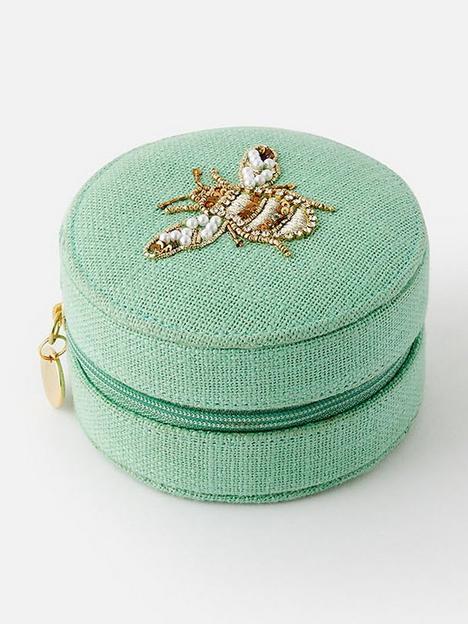 accessorize-bee-jewellery-box-round