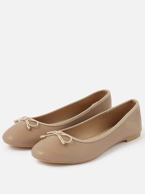 accessorize-croc-ballerina-pumps-nude