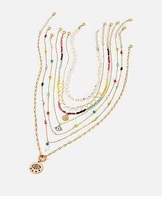 accessorize-rainbow-layered-neck-mess