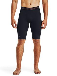 under-armour-training-hg-rush-20-long-shorts-black