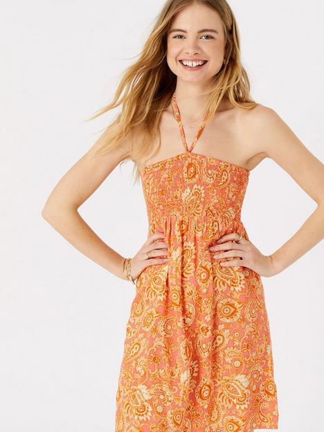 accessorize-paisley-print-bandeau-dress