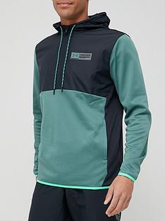 under-armour-training-af-storm-12-zip-hoodie-blackgreen