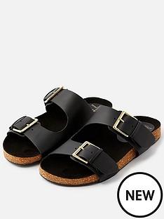accessorize-buckle-footbed-sandalnbsp--black