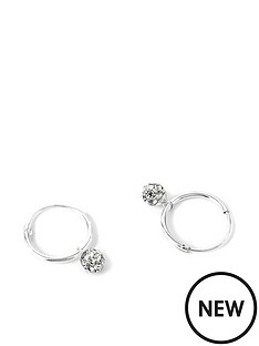 accessorize-st-pave-ball-hoop-earrings