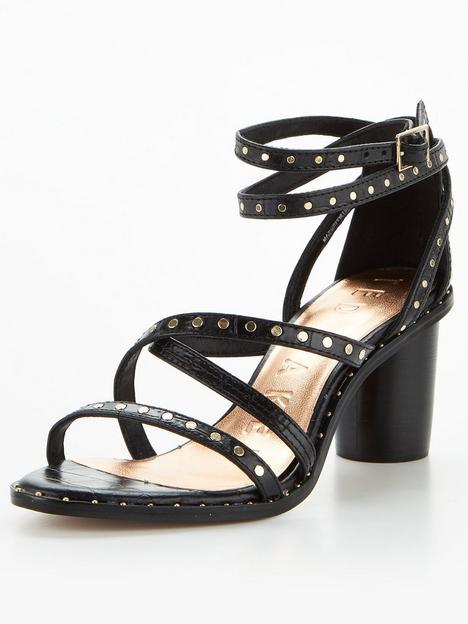 ted-baker-studded-mid-heel-gladiator-sandal-black