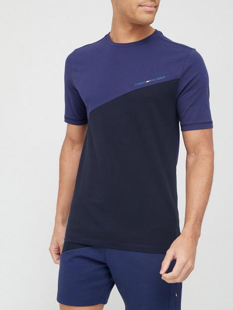 tommy-sport-colour-block-t-shirt-navy