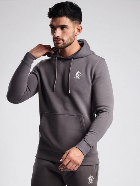 gym-king-basis-overhead-hoodie-dark-grey