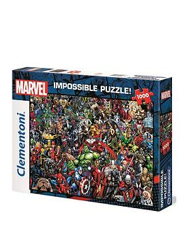 clementoni-clementoni-marvel-1000pc-impossible-puzzle