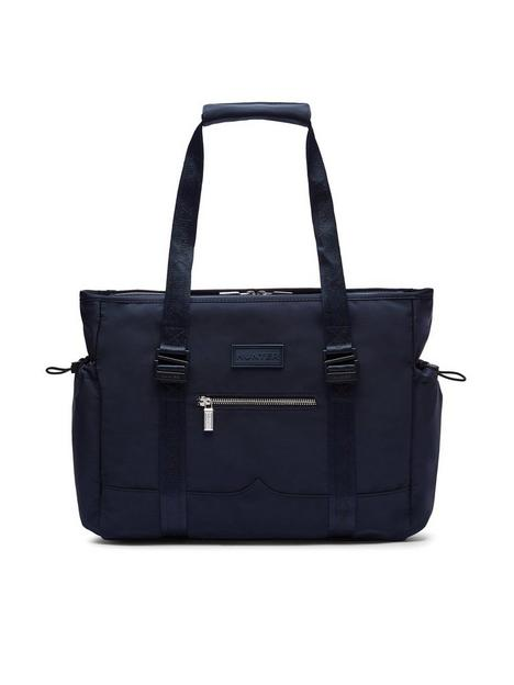 hunter-refined-sustainable-tote-bag--nbspnavy