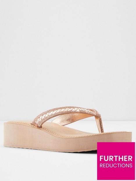 aldo-linzee-flip-flop--nbsprose-gold