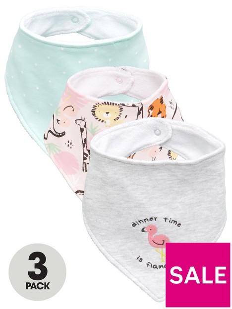 mini-v-by-very-baby-girls-3-packnbspbandana-towellingnbspbibs-multi