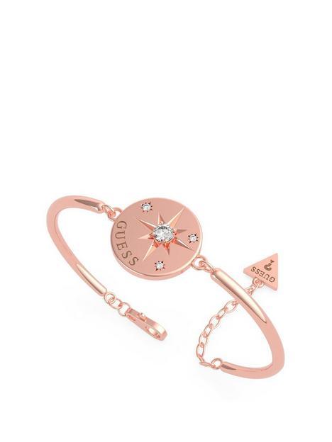 guess-guess-wanderlust-rose-gold-tone-ladies-bracelet