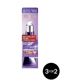 loreal-paris-loreal-paris-revitalift-filler-eye-cream-face-cream-hyaluronic-acid-eye-cream-for-face-30ml