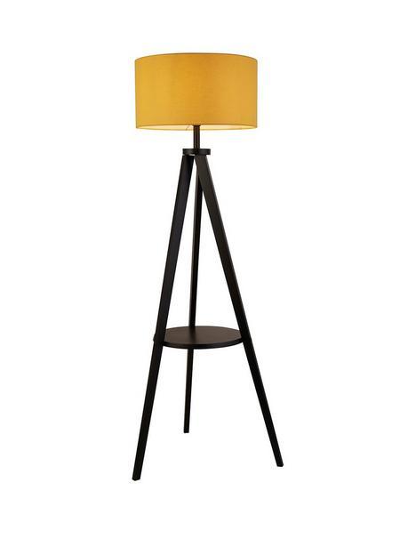 wooden-floor-lamp-with-shelving