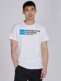 barbour-international-motorcycle-logo-t-shirt-whitenbsp