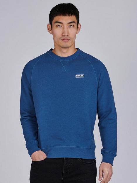 barbour-international-essential-sweatshirt-mid-bluenbsp