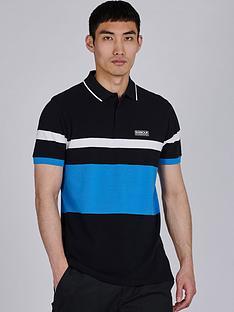 barbour-international-clax-stripe-polo-shirtnbsp--blacknbsp