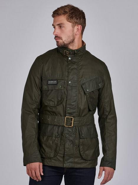 barbour-international-lightweight-wax-jacket-olivenbsp