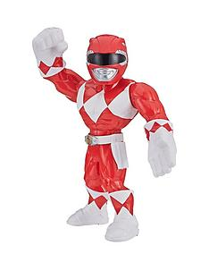 power-rangers-playskool-heroes-mega-mighties-power-rangers-mighty-morphin-power-rangers-red-ranger-25-cm-figure-collectible-toys-children-aged-3-and-up