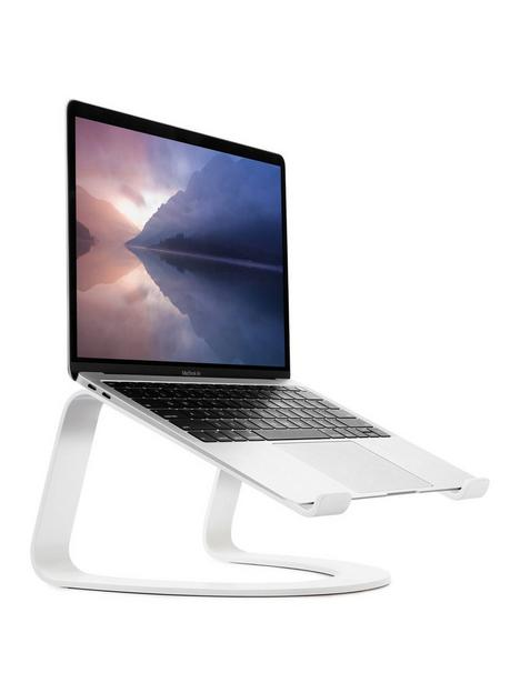 twelve-south-curve-se-for-macbooks-and-laptops-ergonomic-desktop-cooling-stand-for-home-or-office-compatible-with-laptops-11-to-17-white
